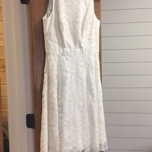 ⭐️ New! Ivory White Dress! 8